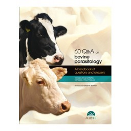 60 Q&A on bovine parasitology. A handbook of question and answers - book cover - veterinary book