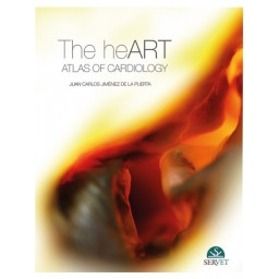 The Heart. Atlas of Cardiology - Book cover - veterinary book