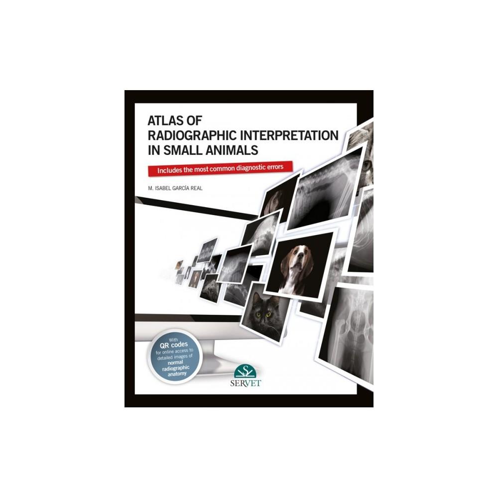 Atlas of Radiographic Interpretation in Small Animals - book cover - veterinary book