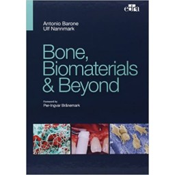Bone, Biomaterials & Beyond - Book Cover - Dentistry Book