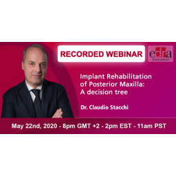 RECORDED WEBINAR - Implant...