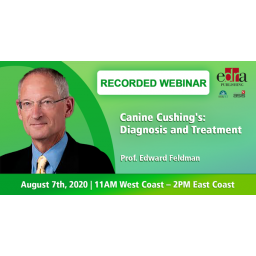 RECORDED WEBINAR - Canine...