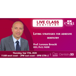 Luting strategies for adhesive dentistry - Dentistry Webinar - Dentistry Continuing Education