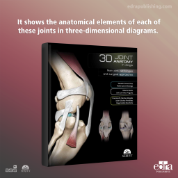 3D Joint Anatomy in Dogs. Main joint pathologies and surgical approaches - book cover - veterinary book