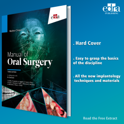 Manual of oral surgery. III Edition - book details - dentistry book