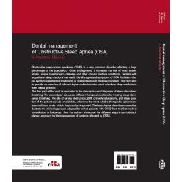 Dental management of Obstructive Sleep Apnea - book extract - dental book