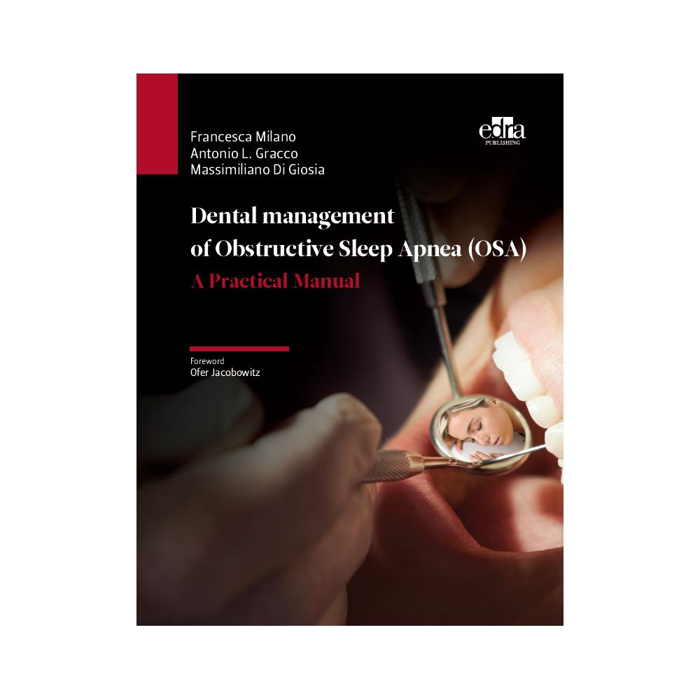 Dental management of Obstructive Sleep Apnea - book cover - dental book