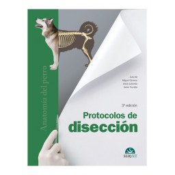 Protocolos de disección. Anatomía del perro