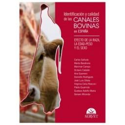Identificación y calidad de las canales bovinas en España. Efecto de la raza, la edad-peso y el sexo