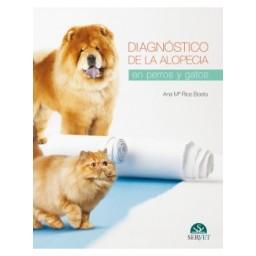 Diagnóstico de la alopecia en perros y gatos