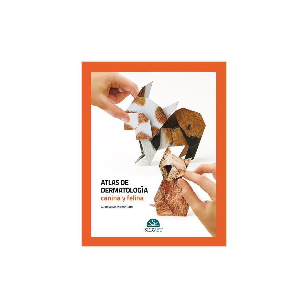 Atlas de dermatología canina y felina