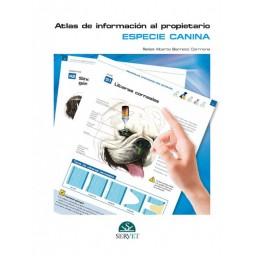 Especie canina. Atlas de información al propietario