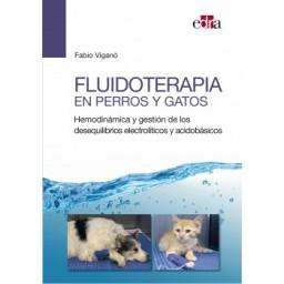 Fluidoterapia en perros y gatos