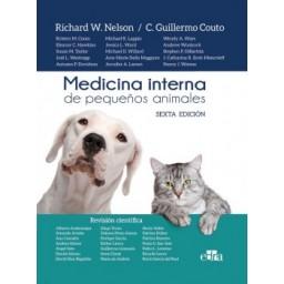Medicina interna de pequeños animales 6ª ed