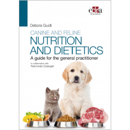 Canine and Feline Nutrition and Dietetics: A Guide for the General Practitioner - book cover - veterinary book