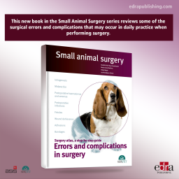 Errors and complications in surgery. Small animal surgery - book details - veterinary book