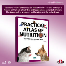 Practical atlas of nutrition and feeding in cats and dogs. Volume II - book details - veterinary book