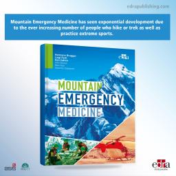 Mountain Emergency Medicine - Medicine Books - Book Cover