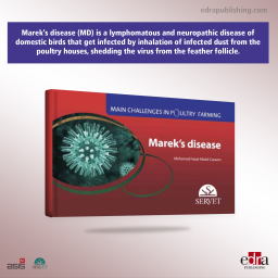 Marek's disease.  Main challenges in poultry farming